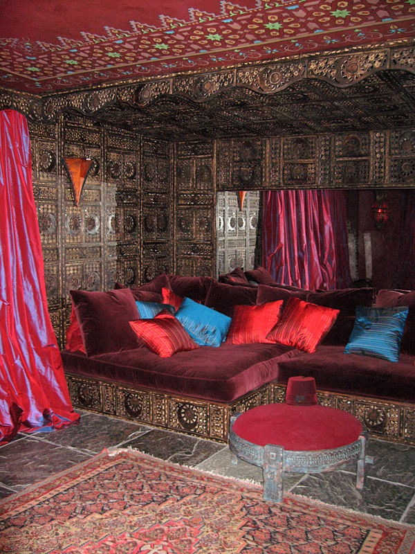 Chris Paine S Marrakesh House